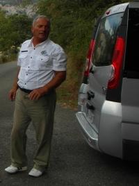 Franco Alfano met bus 200