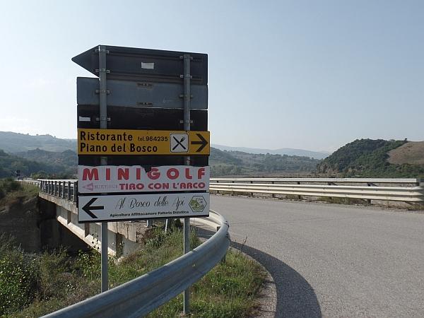 Eindpunt naar Aliano10 600